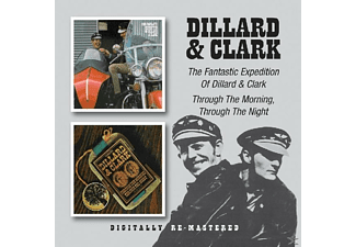Doug Dillard, Gene Clark - Fantastic Expedition Of Dillard Clark - (CD)
