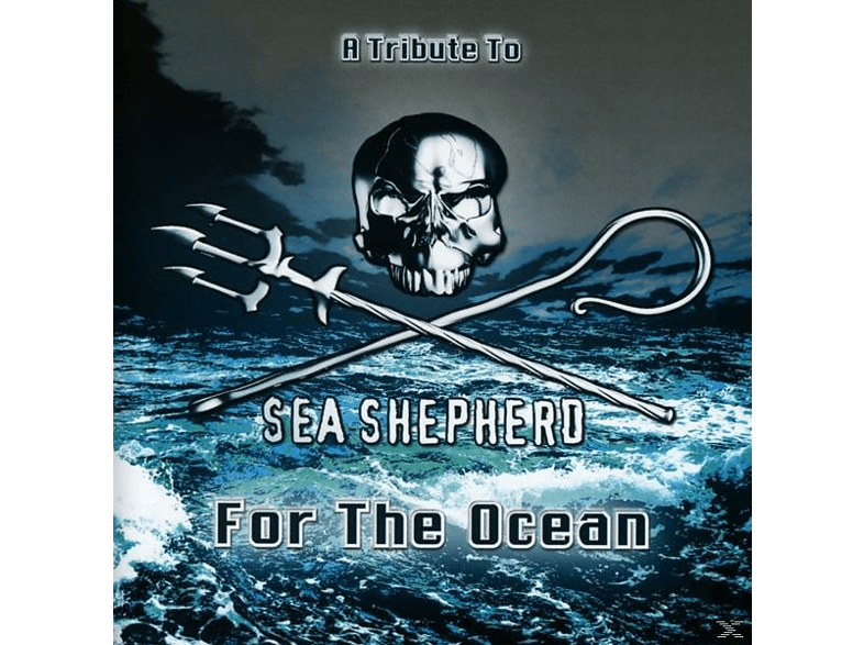 VARIOUS - A Tribute To Sea Shepherd-For The Ocean [CD]