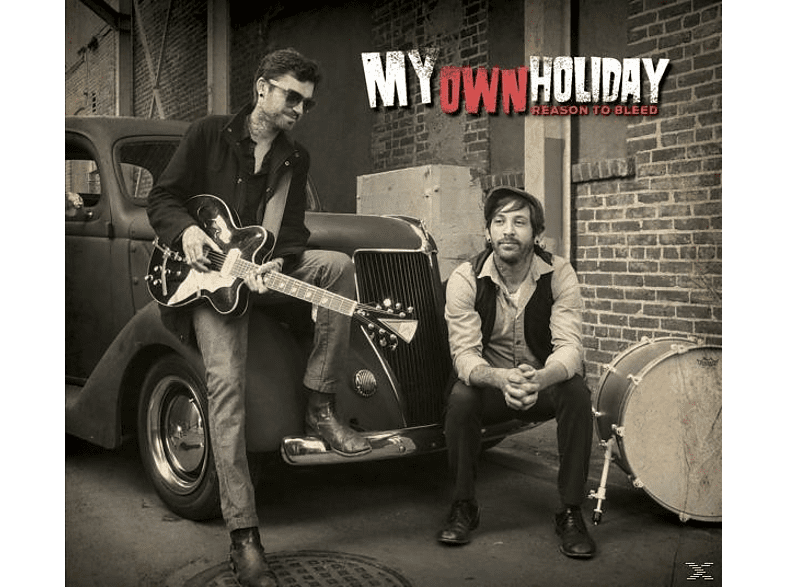 My Own Holiday - Reason To Bleed [CD]