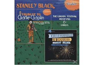 Black Stanley - Dimensions.../Tribute To Chaplin - (CD)