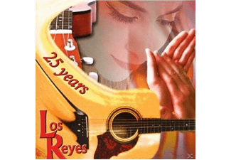Los Reyes - 25 Years-Best Of - (CD)