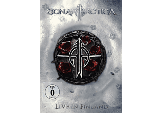 Sonata Arctica - Live In Finland - (DVD + CD)