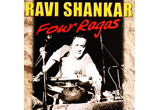 Ravi Shankar - Four Ragas - (CD)