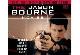Global Stage Orchestra - The Jason Bourne Movies - (CD)