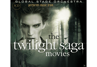 Global Stage Orchestra - The Twilight Saga - (CD)