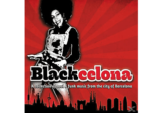 VARIOUS - BLACKCELONA - (CD)