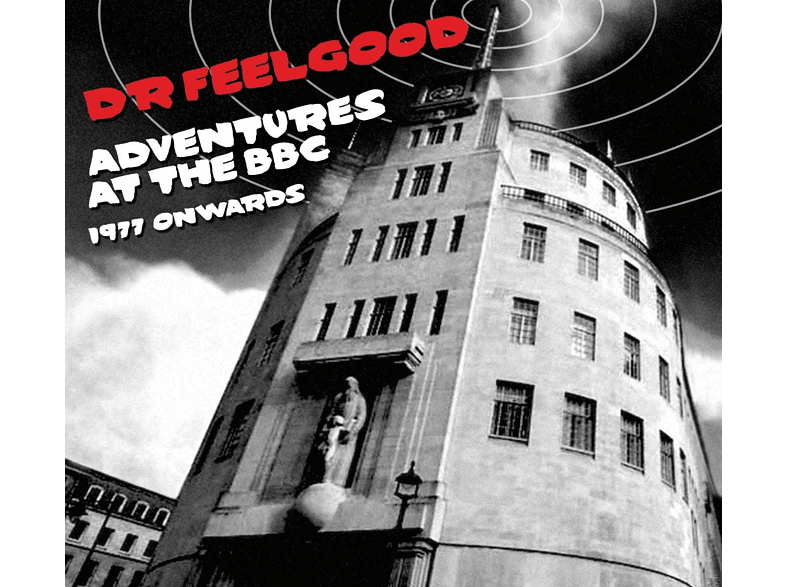 Dr. Feelgood - Adventures At The Bbc (Digipak) [CD]