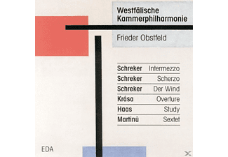 Westfälische Kammerphilharmonie - Works For String Orchestra - (CD)