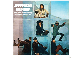 Jefferson Airplane - Family Dog At The Great Highway San Francisco June 13th 1969 - (CD)