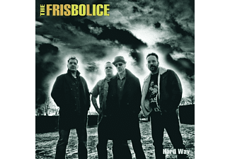 The Frisbolice - Hard Way - (CD)