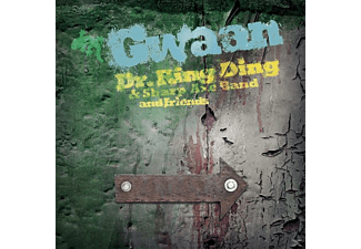 Dr.Ring Ding/Sharp Axe Band - Gwaan (Lim.Ed.) - (Vinyl)