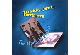 Brodsky Quartet - The Opus 18 Project/Beethoven - (CD)