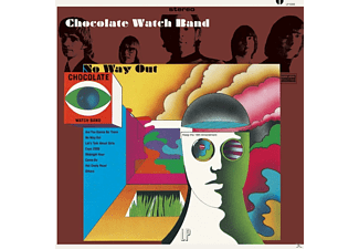 The Chocolate Watchband - No Way Out - (CD)