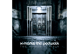 X-marks The Pedwalk - The House Of Rain [CD]