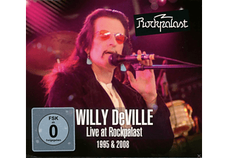Willy Deville - Live At Rockpalast - (CD + DVD)