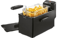 PRINCESS 182727 Black Fryer Fritteuse  2000 Watt Schwarz