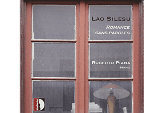 Roberto Piana - Romance Sans Paroles-Klavierwerke - (CD)