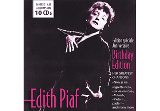 Edith Piaf - Original Albums - (CD)
