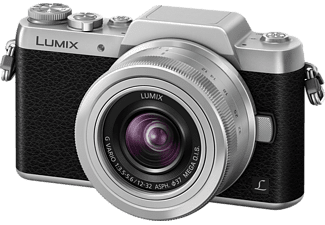 PANASONIC Hybride camera Lumix DMC-GF7 + 12-32mm