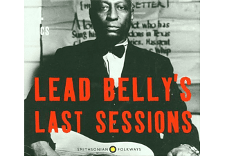 Lead Belly - LEAD BELLY S LAST SESSIONS - (CD)