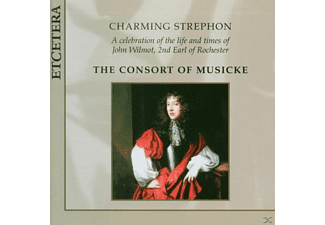 Consort Of Musicke - Charming Strephon - (CD)