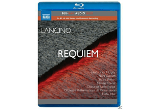 Eliahu Inbal, Oprf - Requiem/Lancino - (Blu-ray Audio)