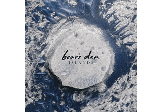Bear's Den - Islands (Jewel Box) - (CD)