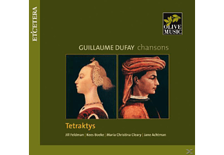 Tetraktys, VARIOUS - CHANSONS - (CD)