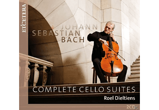 Roel Dieltiens - Cellosuiten (GA) - (CD)