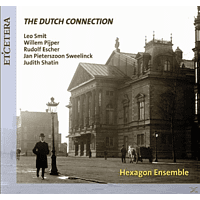 Hexagon Ensemble - The Dutch Connection [CD]