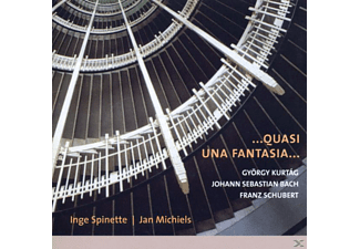 Jan Michiels - Quasi Una Fantasia - (CD)