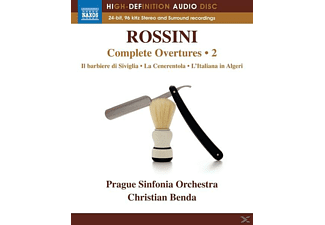 Christian/prager So Benda - Sämtliche Ouvertüren Vol.2 - (Blu-ray Audio)