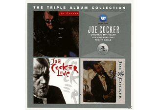 Joe Cocker - The Triple Album Collection - (CD)