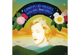 Connie Converse - How Sad, How Lovely - (LP + Download)