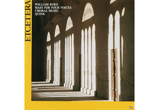 Quink Vocal Ensemble - Vocal Music - (CD)