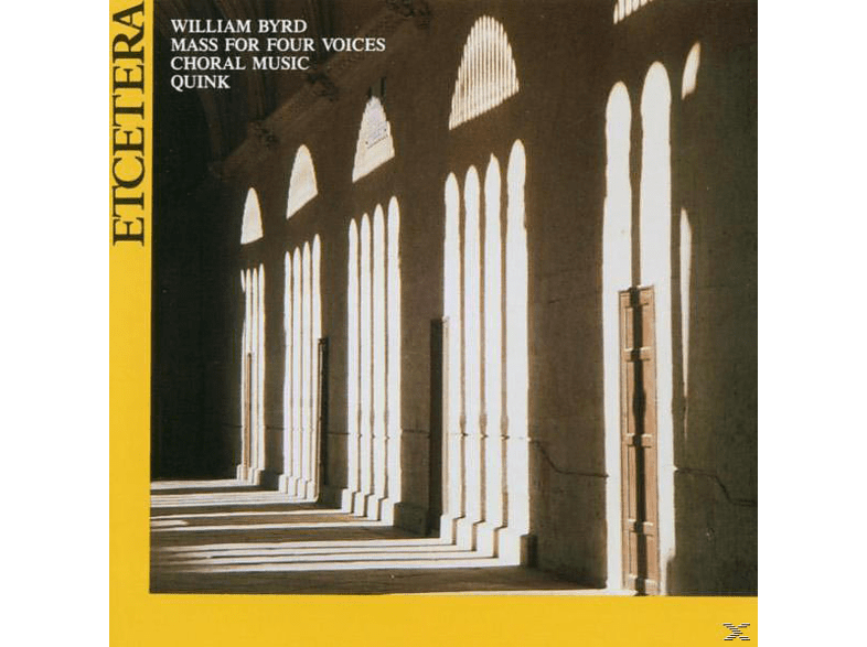 Quink Vocal Ensemble - Vocal Music [CD]