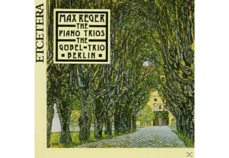Goebel - Piano Trios - (CD)