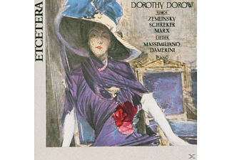 Massim Dorothy Dorow (sopran) - Dorothy Dorow Sings,,, - (CD)