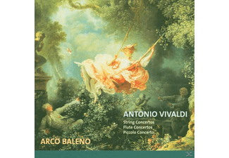 Arco Baleno Ensemble - Concertos - (CD)