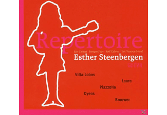 Esther Steenberger - Repertoire - (CD)