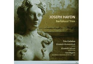 Trio Galatea - Bartolozzi Trios - (CD)