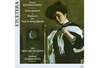 Sventlana Sumatchova - Music For String Quartet - (CD)