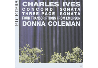 Donna Coleman - Piano Music Vol.1 - (CD)