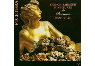 D. Mcnames - French Baroque Miniatures For Bassoon - (CD)