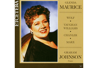 Maurice,Glenda/Johnson,Graham - Live At Wigmore Hall - (CD)