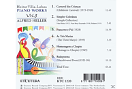 Alfred Heller - Piano Works Vol.3 [CD]