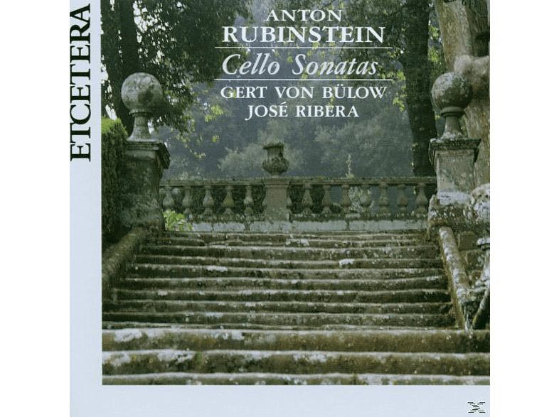 Gert Von Bülow, Jose Ribera - Cellosonaten [CD]