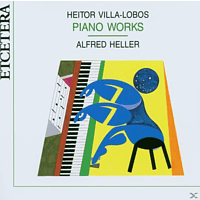 Alfred Heller - Piano Works Vol.1 [CD]