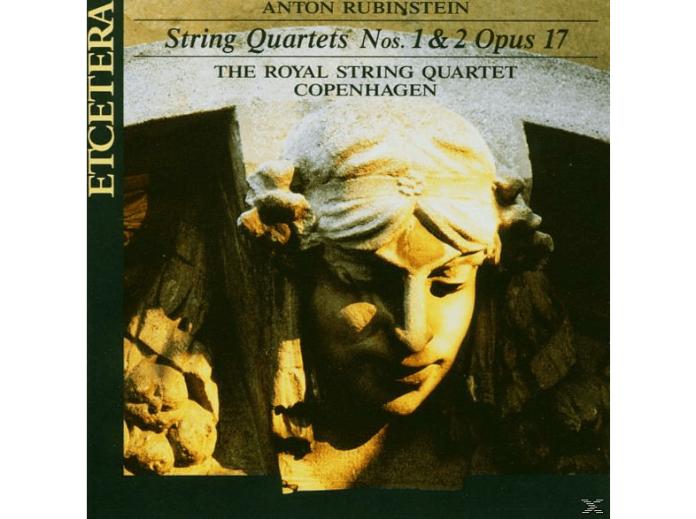 The Royal String Quartet Copenhagen - Streichquartette [CD]