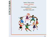 Alfred Heller - Piano Works Vol.2 [CD]